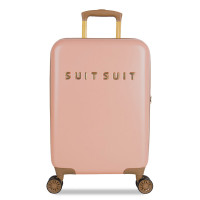 SuitSuit Fab Seventies Handbagage Spinner 55 Coral Cloud