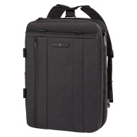 Victorinox Architecture Urban Dufour 3-Way Pack Expandable Grey