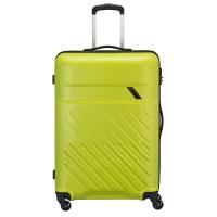 Travelite Vinda 4 Wheel Trolley L Lemon