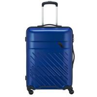 Travelite Vinda 4 Wheel Trolley L Royal Blue