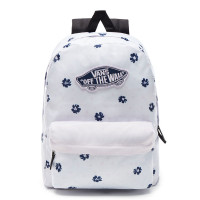 Vans Realm Rugzak White Abstract