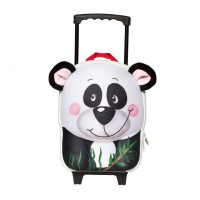 Okiedog Wildpack Koffer Trolley Small Panda