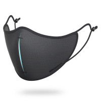 XD Design Protective Mask Mondkapje Set Black