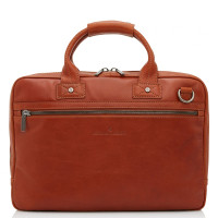 Castelijn & Beerens Firenze Business Laptoptas 15.6'' Licht Bruin 9472