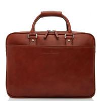 Castelijn & Beerens Verona Business Laptoptas 15.6'' 9476 Licht Bruin