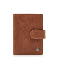 Castelijn & Beerens Vivo RFID Mini Wallet Cognac 0856