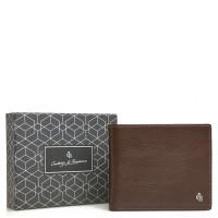 Castelijn & Beerens Giftbox Billfold RFID 4196 Mocca