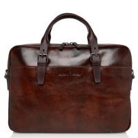 Castelijn & Beerens Rien Laptoptas 15.6'' RFID Cognac 9473