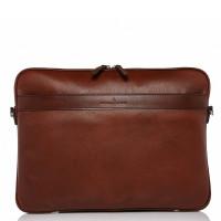 Castelijn & Beerens Vivo Compacte Laptoptas 15.6'' RFID Cognac 9148