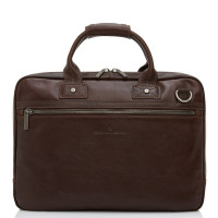 Castelijn & Beerens Firenze Business Laptoptas 15.6'' Mocca 9472