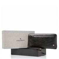Castelijn & Beerens Carisma Giftbox Smartphone Clutch RFID Zwart 5518