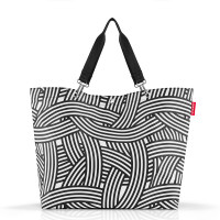 Reisenthel Shopper XL / Strandtas Zebra