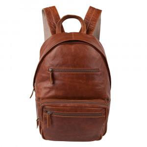 "Cowboysbag Bag Healy Laptop Rugzak 15.6"" Cognac 1914"