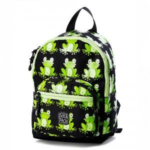 Pick & Pack Fun Rugzak Frog Green