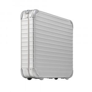Rimowa Topas Attache Notebook Case L Aluminium