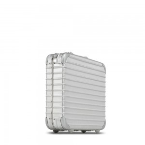 Rimowa Topas Attache Case Aluminium