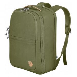 FjallRaven Travel Pack Small Rugzak Green