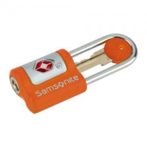 Samsonite Travel Accessoires TSA Sleutelslot (2) Orange